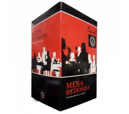 "Vinho Tinto Mesa Redonda 10 L """"Bag In Box"""""