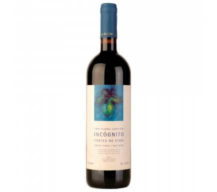 Vinho Tinto Cortes de Cima Incognito 2014 75 Cl