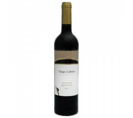 RED WINE TIAGO CABAÇO ALICANTE BOUSCHET 75 CL