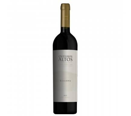 RED WINE OUTEIROS ALTOS BIOLOGICO 75 CL