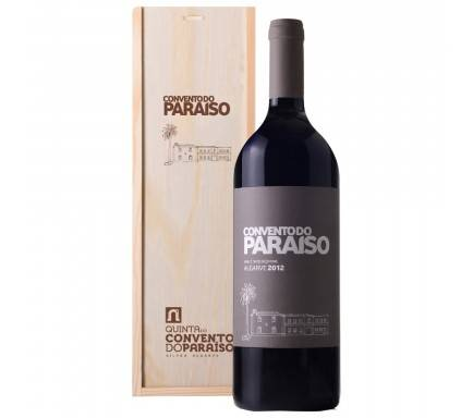 RED WINE CONVENTO PARAISO 2012 1.5 L