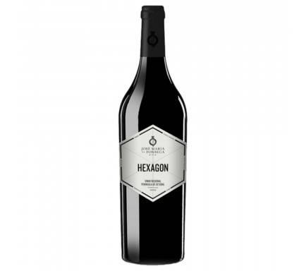 Red Wine Hexagon 75 Cl