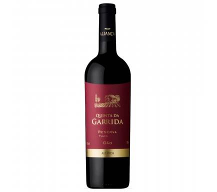 Red Wine Dão Quinta Da Garrida Reserve 75 Cl
