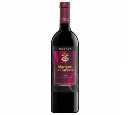 Red Wine Marques De Caceres Reserva 75 Cl