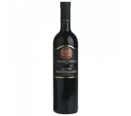 Red Wine Verga Montepulciano D'Abruzzo 75 Cl