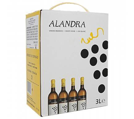White Wine Alandra 3 L