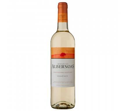 WHITE WINE ALBERNOAS 75 CL