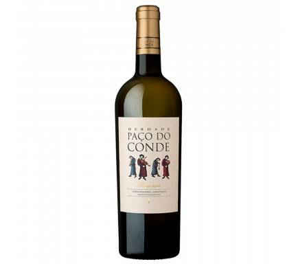 White Wine Paço Do Conde Reserve 75 Cl