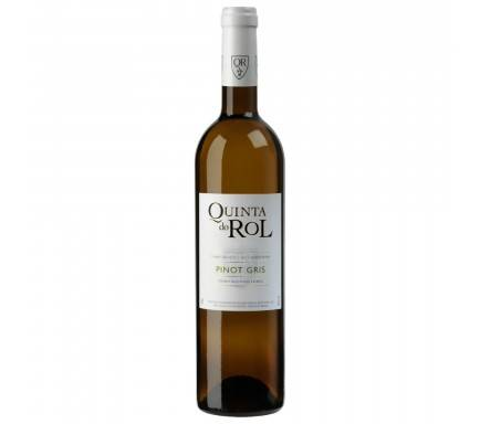 WHITE WINE QUINTA DO ROL PINOT GRIS 75 CL