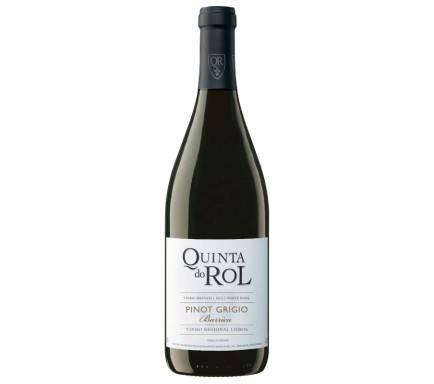 White Wine Quinta Do Rol Pinot Grigio Barrica 75 Cl