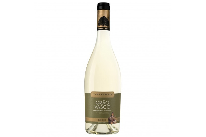 White Wine Dao Grao Vasco 75 Cl