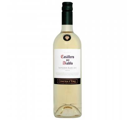 White Wine Casillero Sauvignon 75 Cl