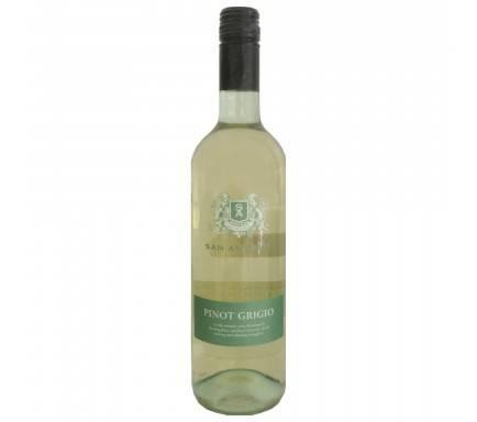 White Wine Botter San Antonio Pinot Grigio 75 Cl