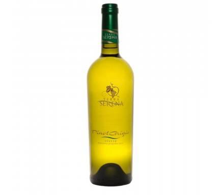 White Wine Botter Veneto Pinot Grigio Biologico 75 Cl