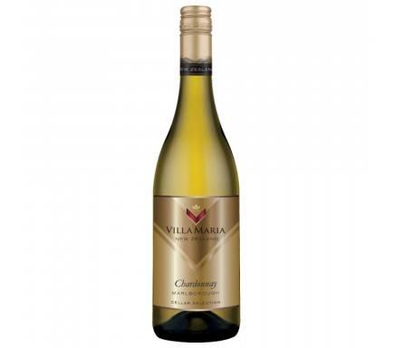Vinho Branco Villa Maria Selection Chardonnay 75 Cl