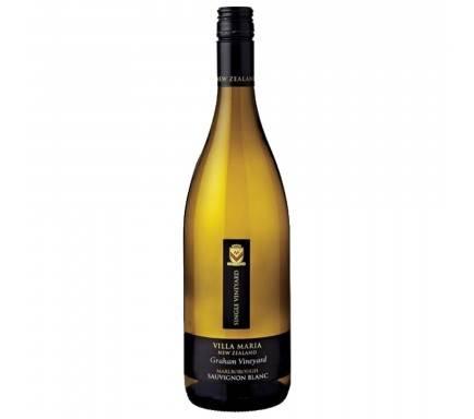 Vinho Branco Villa Maria Single Vineyard Graham Sauvignon 75 Cl