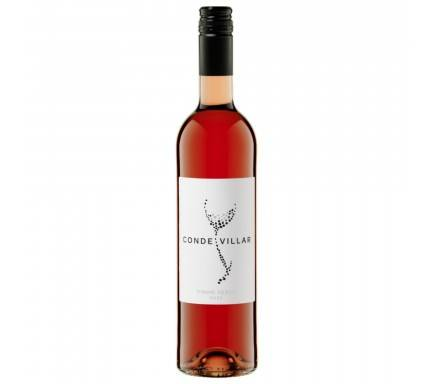 Rose Wine Conde Villar 75 Cl