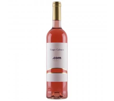 Vinho Rose Tiago Cabaço .Com 75 Cl
