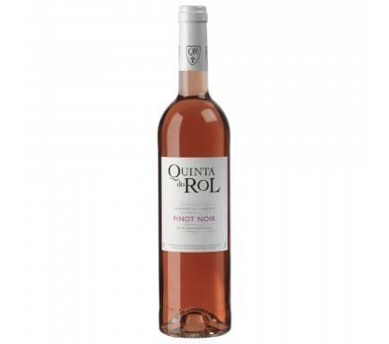 Vinho Rose Quinta Do Rol Pinot Noir 75 Cl