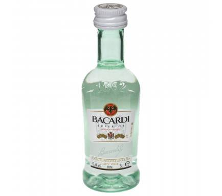 Rum Bacardi 5 Cl