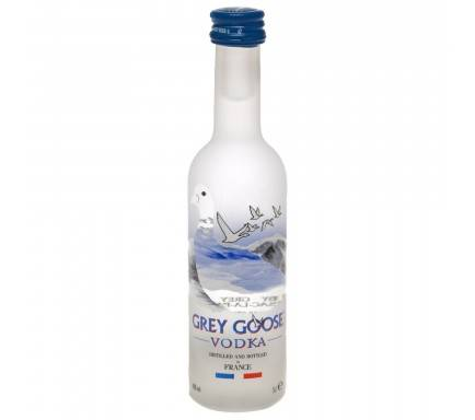 VODKA GREY GOOSE 5 CL
