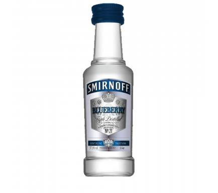 VODKA SMIRNOFF BLUE 5 CL