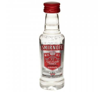 Vodka Smirnoff Red 5 Cl