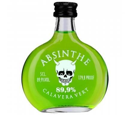 Absinthe Calavera Verde (89.9%) 5 Cl