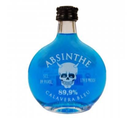 Absinto Calavera Azul (89.9%) 5 Cl