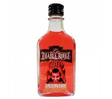 Absinto Diablo Rouge (50%) 4 Cl
