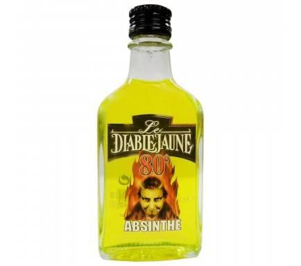 Absinto Diablo Amarelo (80%) 4 Cl