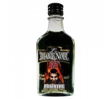 Absinthe Diablo Negro (85%) 4 Cl