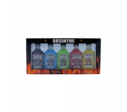 Pack 5X Absinto 4Cl