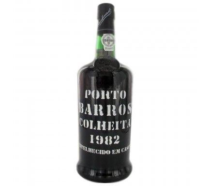 Porto Barros 1987 Colheita 75  Cl