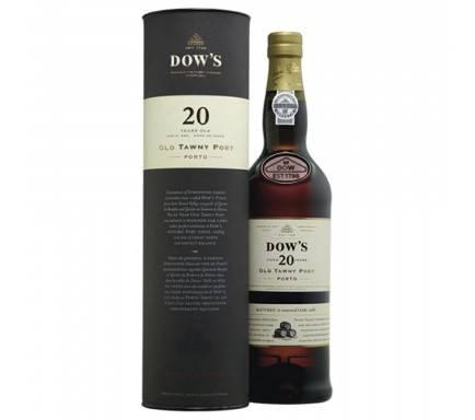 Porto Dow's 20 Anos 75 Cl