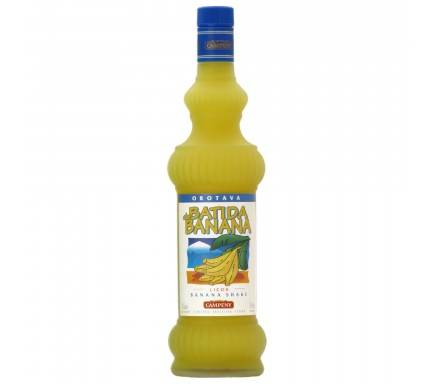 Liquor Campeny Banana 70 Cl