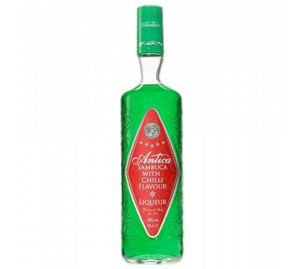 Sambuca Antica Green Chili 70 Cl