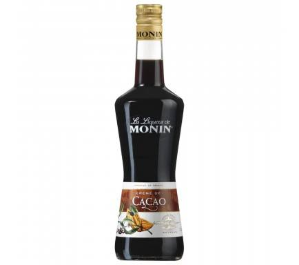 LICOR MONIN CACAU ESCURO 70 CL