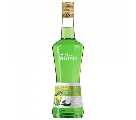 LIQUOR MONIN MANZANA VERT 70 CL