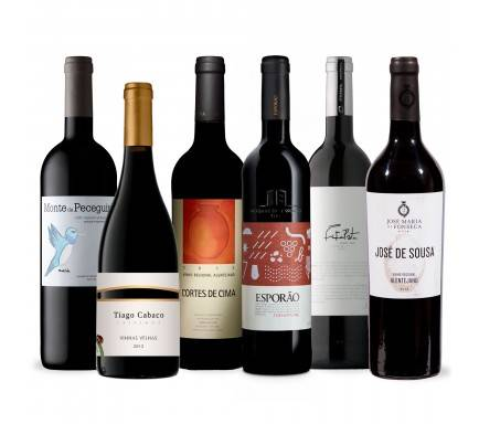 Pack Premium Red Alentejo