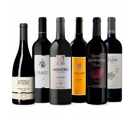 PACK PREMIUM RED DOURO