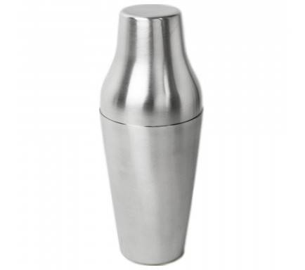 Cocktail Shaker Silver