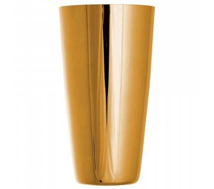 Boston Shaker Gold W/Glass