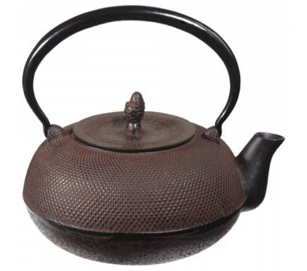 Traditional Tetsubin Teapot 1400 Ml