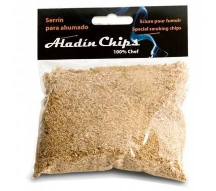 Chips Aladin Beach Wood 80 Gr