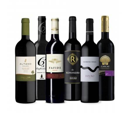PACK SELECTION RED DOURO