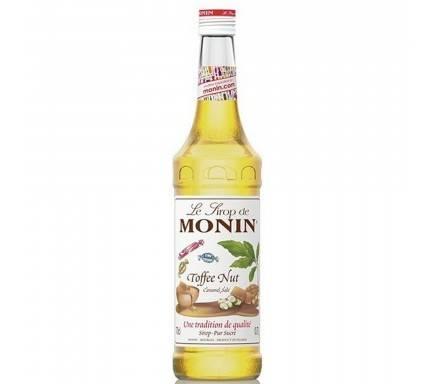 MONIN SIROP TOFFE NUT 70 CL