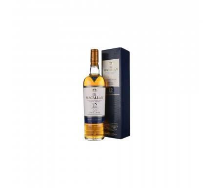 Whisky Macallan Double Cask 12 Anos 70 Cl
