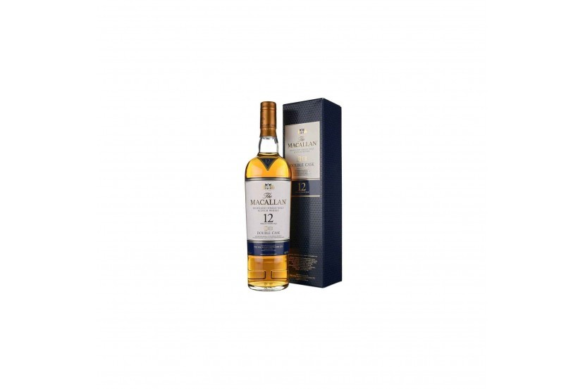 Whisky Macallan Double Cask 12 Anos 70 Cl