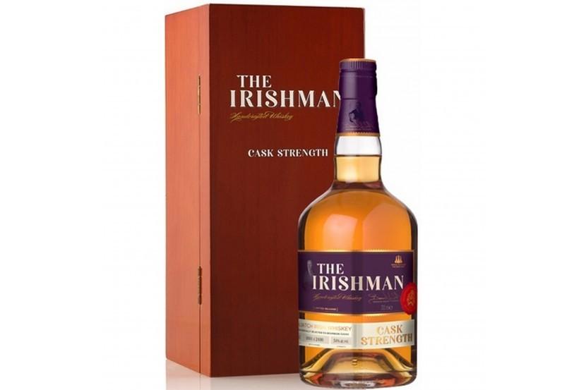 Whisky Irishman Cask Strength